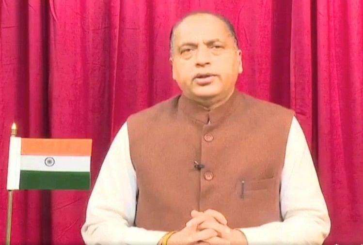 मुख्यमंत्री जयराम ठाकुर का होगा कोरोना टेस्ट टल गई कैबिनेट की बैठक