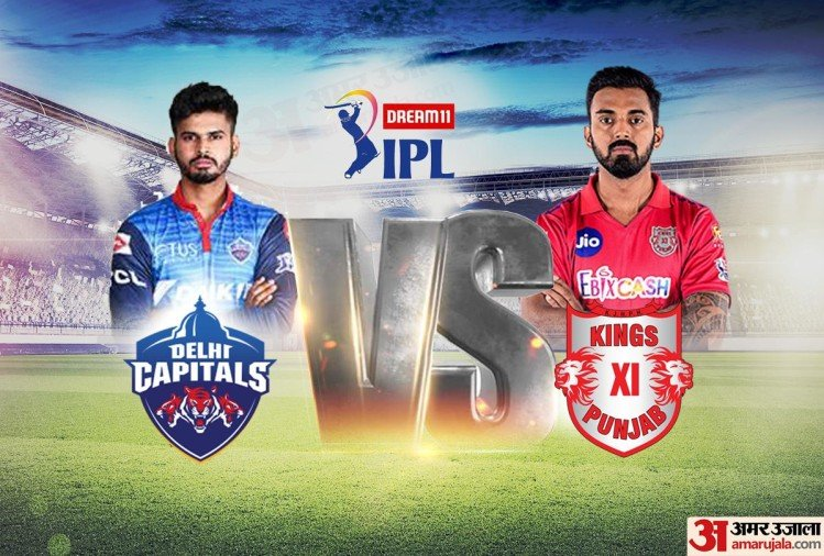 IPL 2020, KXIP vs DC Live Cricket Score Match Today News Updates in Hindi