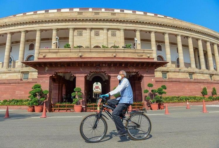 कोरोना काल: संसद का मानसून सत्र आज से अनिश्चितकाल के लिए हो सकता है स्थगित