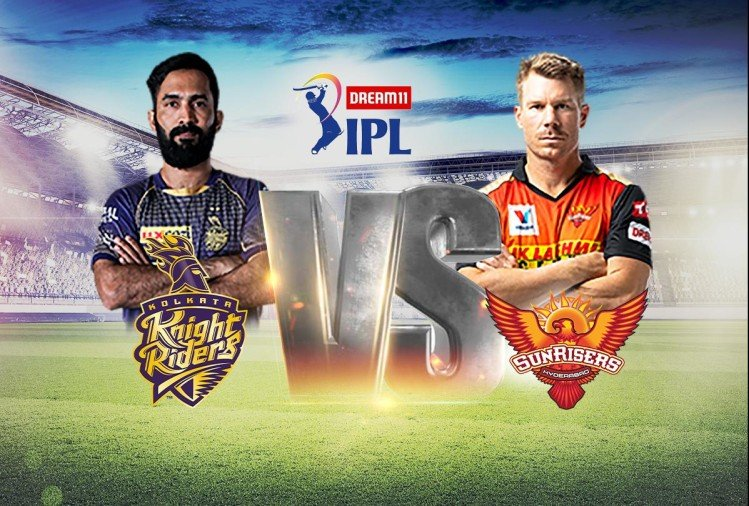 IPL 2020 Live Score, KKR vs SRH Live Cricket Score Today Match News Updates in Hindi