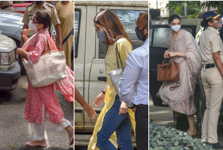 Sushant Singh Rajput Case Shradha Kapoor Deepika Padukone Sara Ali Khan  Narcotics Control Bureau - दीपिका पादुकोण, सारा अली खान और श्रद्धा कपूर से Ncb  ने की लंबी पूछताछ, जानिए किसने क्या