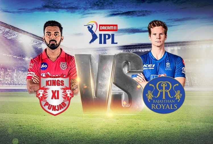 IPL 2020, RR vs KXIP Live Cricket Score Match Today News Updates in Hindi