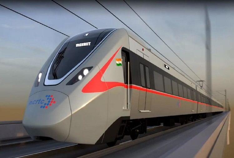 Rapid Rail Project: L&t Company Gets Tender Of Elevated Track In Meerut -  रैपिड रेल के लिए एलीवेटेड ट्रैक का रास्ता साफ, अब मिलेगी रफ्तार, इस कंपनी  को मिला टेंडर - Amar