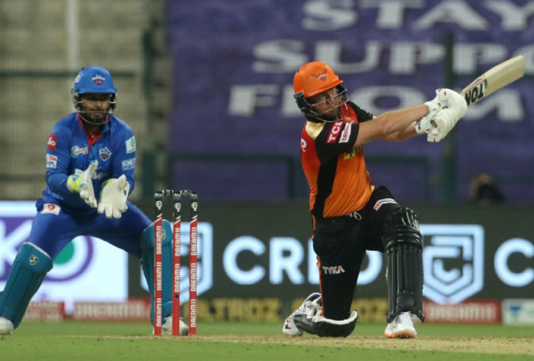 IPL 2020, DC vs SRH Live Cricket Score Match Today News Updates in Hindi