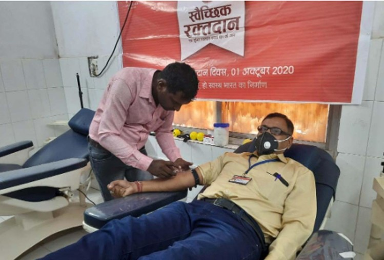 blood donation camp baghpat