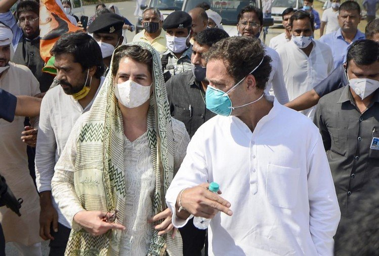 Why did Rahul and Priyanka meet Prashant Kishor, what is the secret of this interaction?