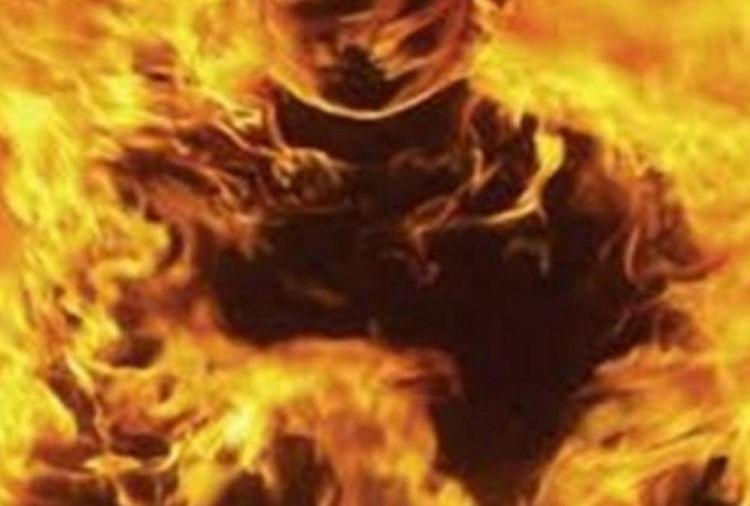 ग्वालियर मेडिकल कॉलेज के सुपर स्पेशियलिटी अस्पताल में आग, दो मरीज झुलसे गोवालियर