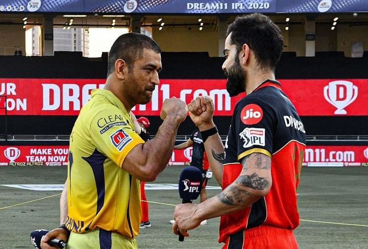 Ipl 2021, 2nd Phase Csk Vs Rcb Live And Online Streaming Details Of Chennai Super Kings And Royal Challengers Bangalore - Ipl 2021: गुरु 'धोनी' से भिड़ेंगे शिष्य 'विराट', दूसरे चरण में