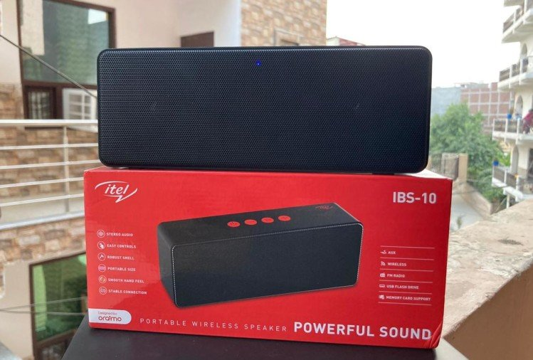 itel IBS-10 Bluetooth Speakers review