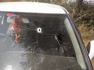 Bolero-ridden youth firing on father and uncle in search of girl