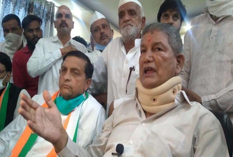 पूर्व मुख्यमंत्री हरीश रावत फिर संतों की शरण में गए, आज करेंगे गंगा स्नान