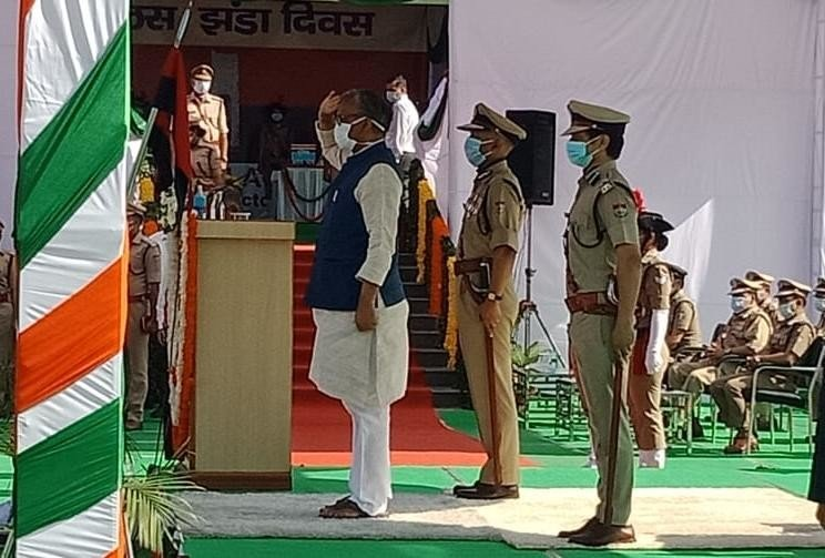 Police Commemoration Day October 21: Uttarakhand Cm Trivendra Singh Rawat Pay Tribute To Martyr