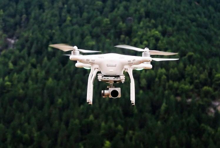 ड्रोन से अपराधियों को दबोच रही है अमेरिकन पुलिस