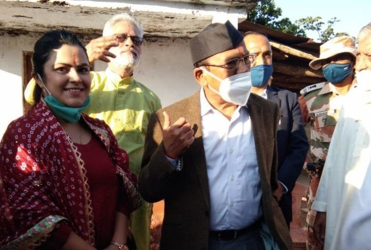 nas uttarakhand visit : ajit dobhal will made house in his village