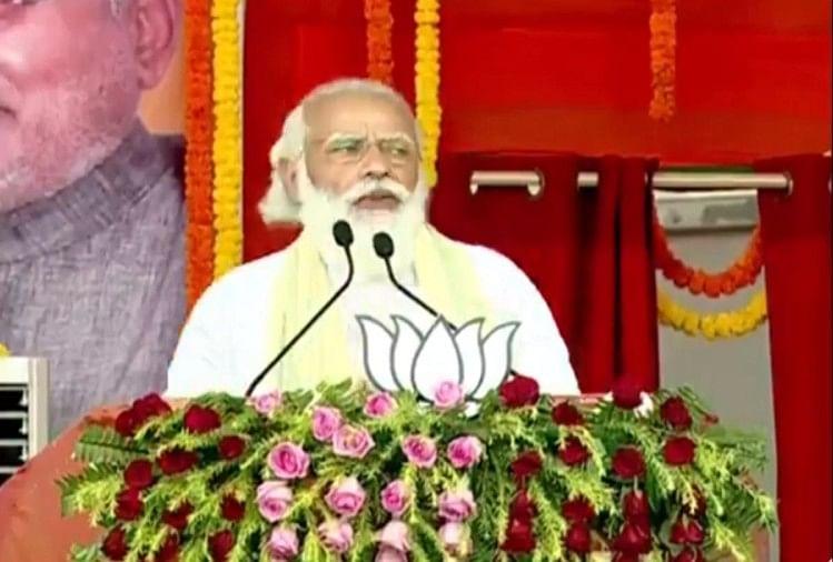 चुनाव : लालू का बेटा  बनाम प्रधानमंत्री मोदी, अंतिम समय में बदली चुनावी फिजा