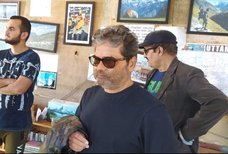 Uttarakhand news : Bollywood famous producer-director Vishal Bhardwaj looking for shooting location in Auli