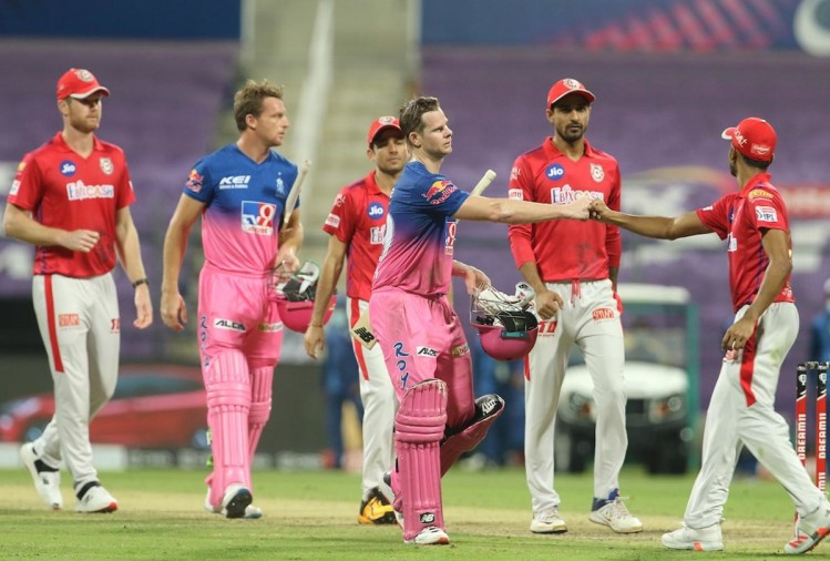 IPL 2020, KXIP vs RR Live Cricket Score Match Today News Updates in Hindi
