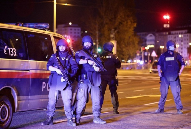 shooting at Vienna synagogue
