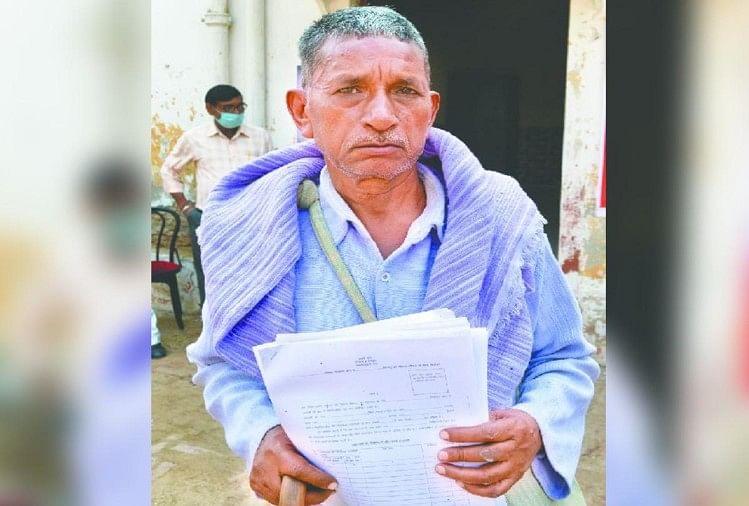 यूपी: 73 साल की उम्र में 89 बार हार चुके चुनाव, हसनुराम एक बार फिर से चुनावी मैदान में