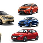 Tata Altroz Vs Honda Jazz vs Hyundai i20 Vs Maruti Baleno base models