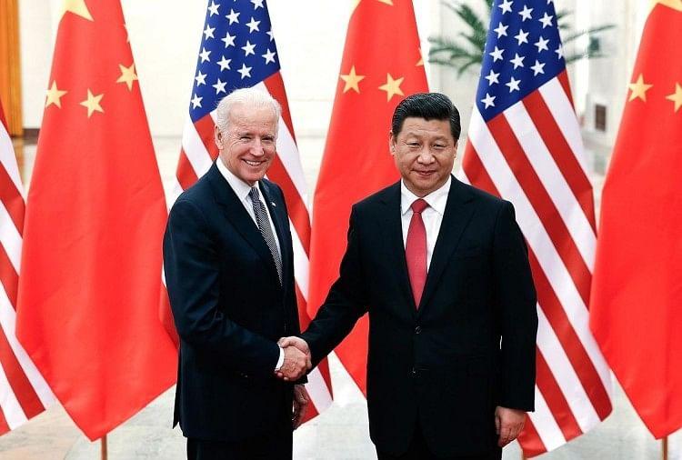 राष्ट्रपति बनने के बाद पहली बार बाइडन ने शी जिनपिंग से बात की, हांगकांग में मानवाधिकार के हनन पर जताई चिंता