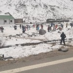 himachal weather update fresh snowfall in kullu and lahaul next four days forecast