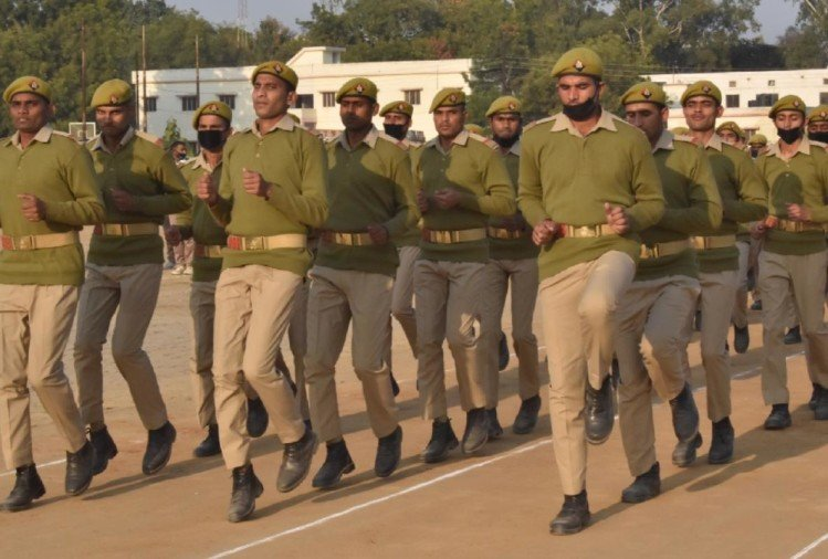Police training Meerut