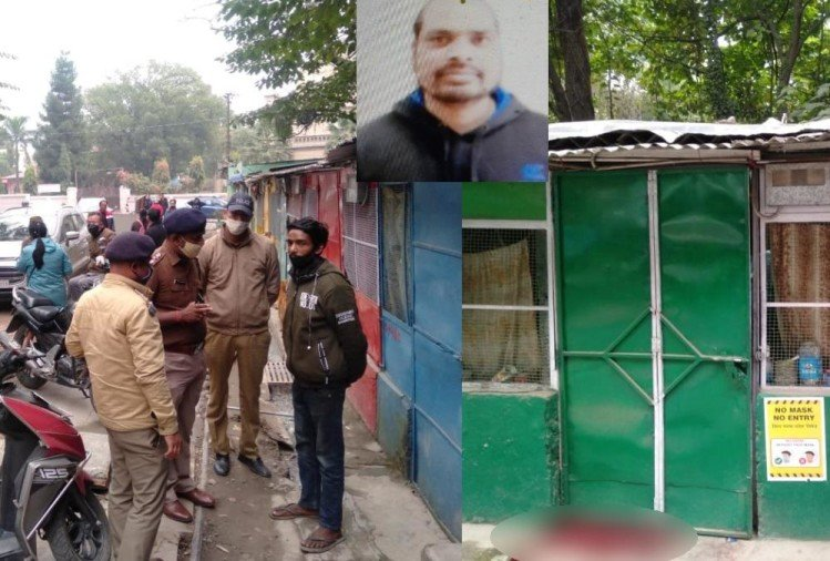 Dehradun: Old Age Man Dead Body Found in Tibetan Market Restaurant, See photos