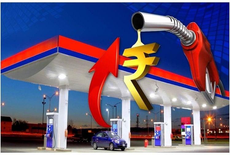 Rajasthan Sri Ganganagar Premium Petrol Oil Price 101 Rupees Per Liter -  राजस्थान: पेट्रोल ने बनाया 'शतक', श्रीगंगानगर में 101 रुपये प्रति लीटर बिका  तेल - Amar Ujala Hindi News Live