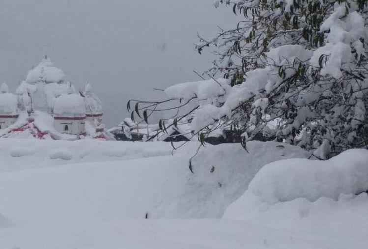 बारिश, बर्फबारी के आसार, कई जिलों में हिमस्खलन की चेतावनी