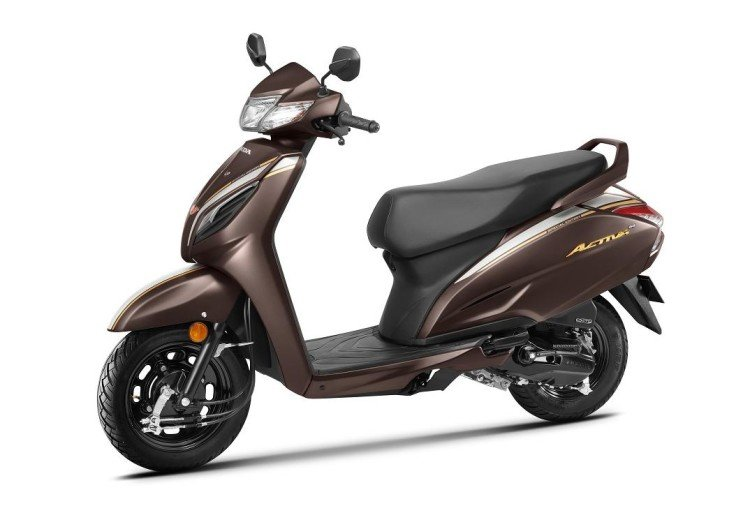 Activa 6G 20th Year Anniversary Edition