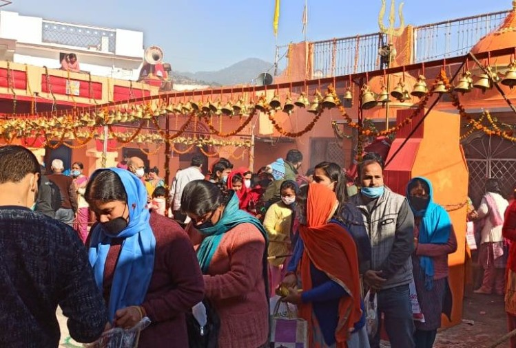baikunth chaturdashi 2020 : 120 couples register for the Khada diya Puja