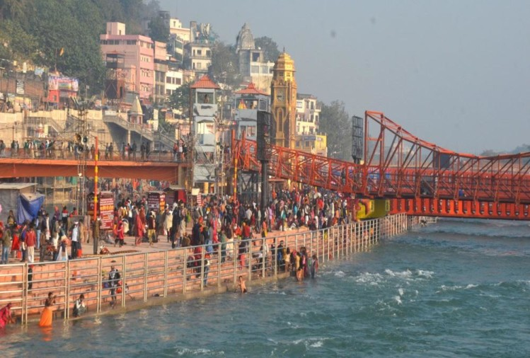 Kartik Purnima 2020: Police Strict Plan to stop Devotees to come Haridwar for ganga snan like Kumbh Trial