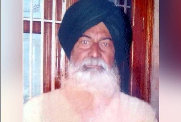 गुरजंट सिंह की फाइल फोटो।