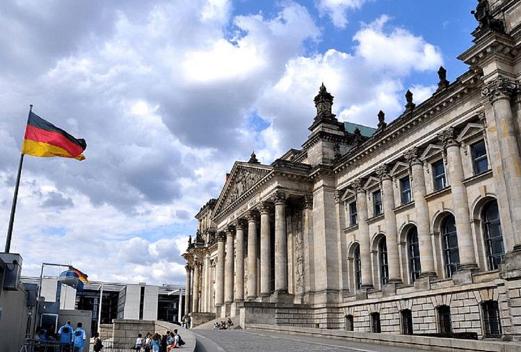 जर्मनी का संसद भवन