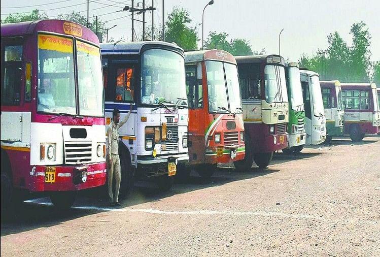 बसों पर रोक जारी: मध्यप्रदेश से महाराष्ट्र जाने वाली बसों पर पाबंदी 30 जून तक बढ़ी