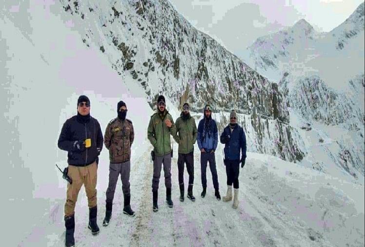 लद्दाख को पहली बार देश के अन्य राज्यों से जोड़े रखने के लिए ऑपरेशन 'स्नो लेपर्ड'