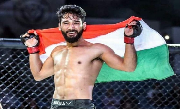 Uttarkashi Anshul Is Earning A Name In Mma Fight