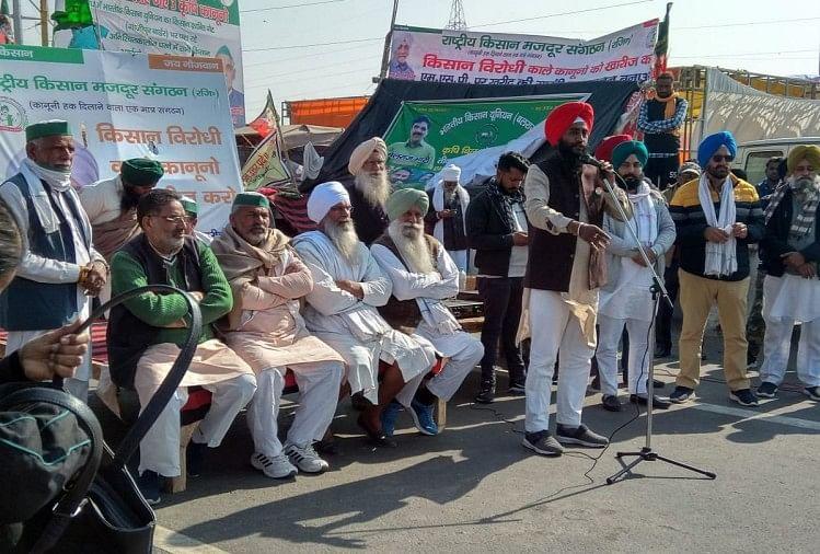 Kisan Andolan Delhi Live Update News: Kisan Andolan Latest News 18 December Live Updates Singhu Tikri Ghazipur Chilla Other Borders Closed - Kisan Andolan Live: राकेश टिकैत ने पीएम मोदी के संबोधन