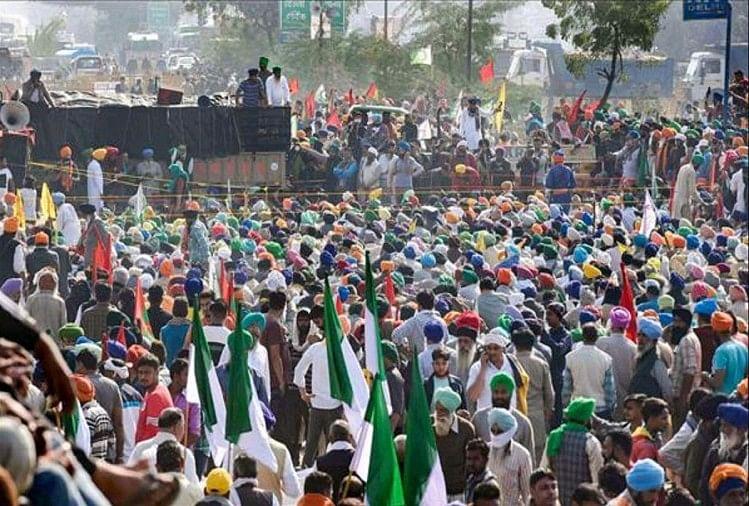 किसान आंदोलनः 'वार्ता' और 'विरोध' की खिचड़ी ने बिगाड़ा 'जायका'