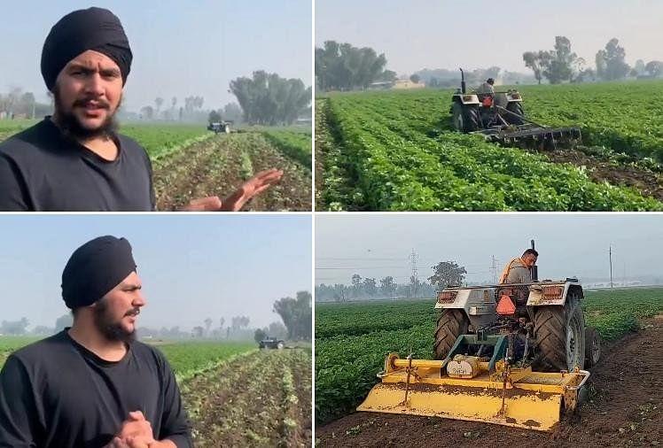 Khaskhabar/किसानों के अनुसार आलू की फसल पर करीब 60 हजार रुपये प्रति एकड़ खर्च आता है. लेकिन जिस तरह से आलू के दाम औंधे मुंह गिरे हैं, इससे तो प्रति एकड़ 25000 रुपये का उन्हें नुकसान हो रहा है. बकौल, जसकीरत अगर वह ट्रांसपोर्ट खर्च जोड़कर आलू मंडी पहुंचाते हैं तो नुकसान और बढ़ जाएगा.