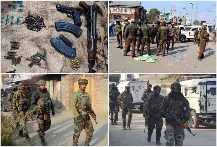 जम्मू-कश्मीर: बड़ी वारदात को अंजाम देने की फिराक में थे नरवाल में पकड़े गए दोनों आतंकी, ये रहे सबूत