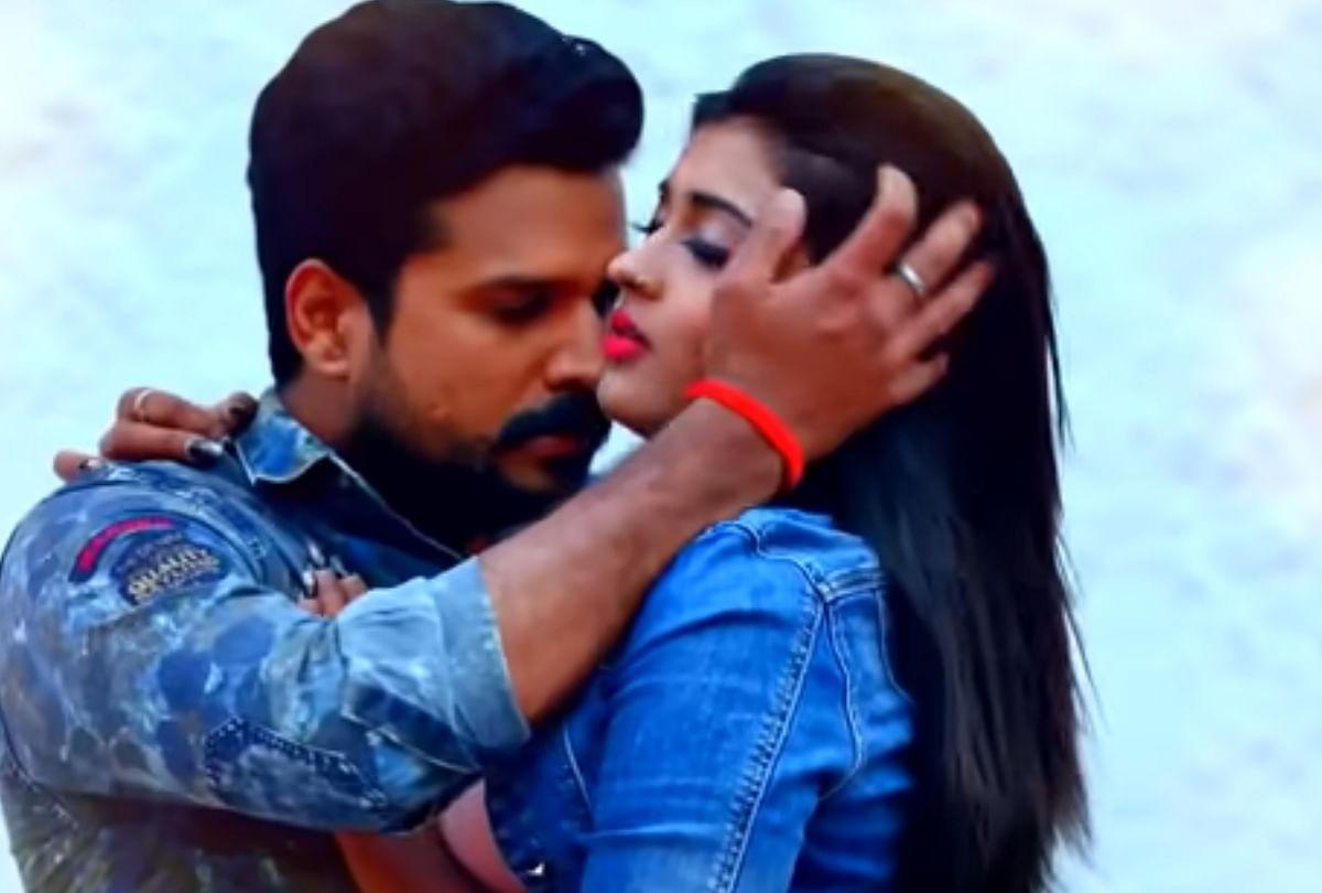 Bhojpuri Song Video Ritesh Pandey Song Dhak Dhak Kare Jiyarwa - रितेश पांडे  ने एक और भोजपुरी गाने से मचाया धमाल, 'धक-धक करे जियरवा' का वीडियो वायरल -  Amar Ujala Hindi News