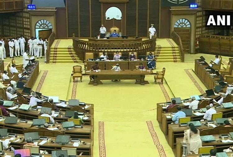 कृषि कानूनों के खिलाफ केरल विधानसभा का विशेष सत्र, सीएम ने पेश किया प्रस्ताव