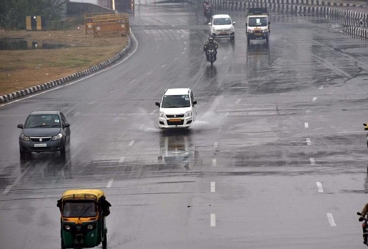 امروز حتی ممکن است در دهلی باران ببارد