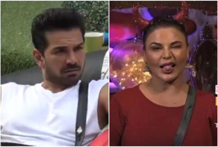 Bigg Boss 2020: After Sonali Phogat eviction from Bigg Boss 14, Rakhi Sawant got another tactic, Abhinav Shukla, Rubina Dilaik seemed upset.