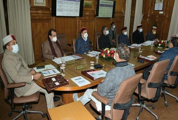 प्रदेश कैबिनेट की बैठक 15 जनवरी को, बजट सत्र को लेकर हो सकता है फैसला