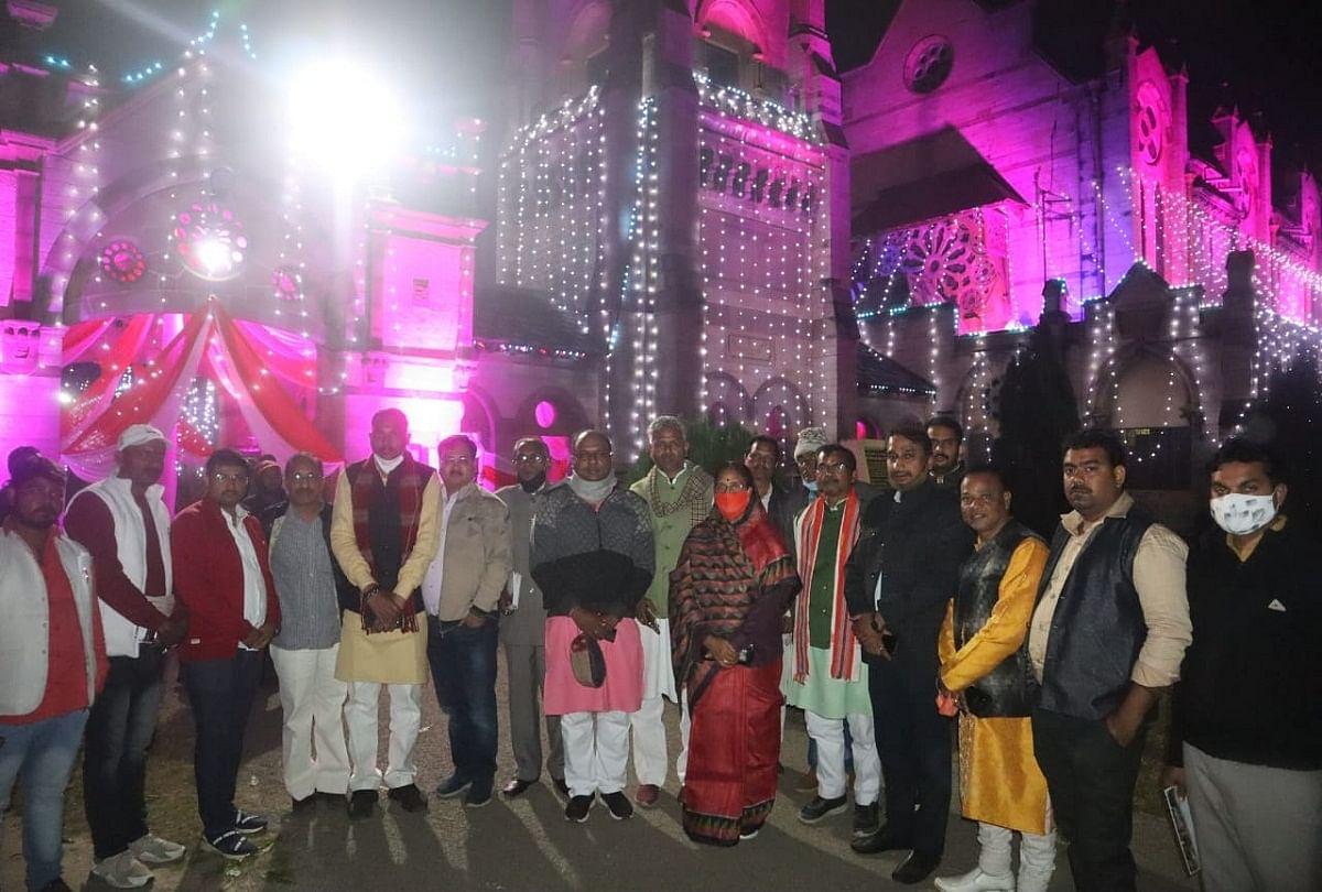 prayagraj news : पब्लिक लाइब्रेरी प्रयागराज।
