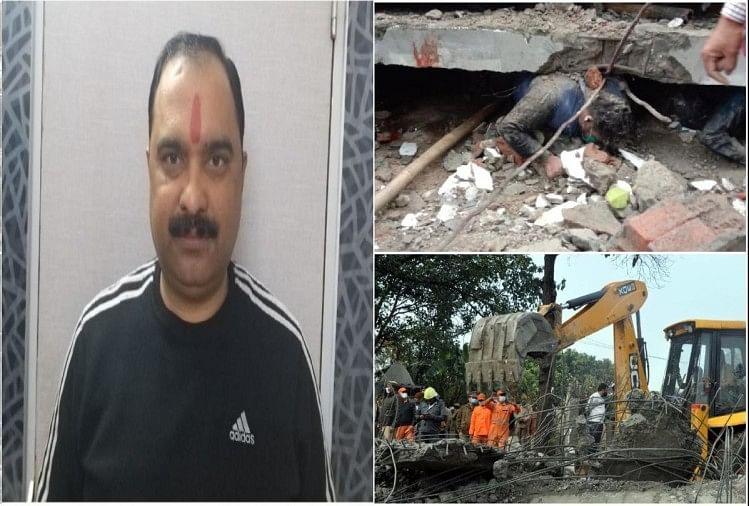 حادثه در سوزاندن جنازه مورادناگر