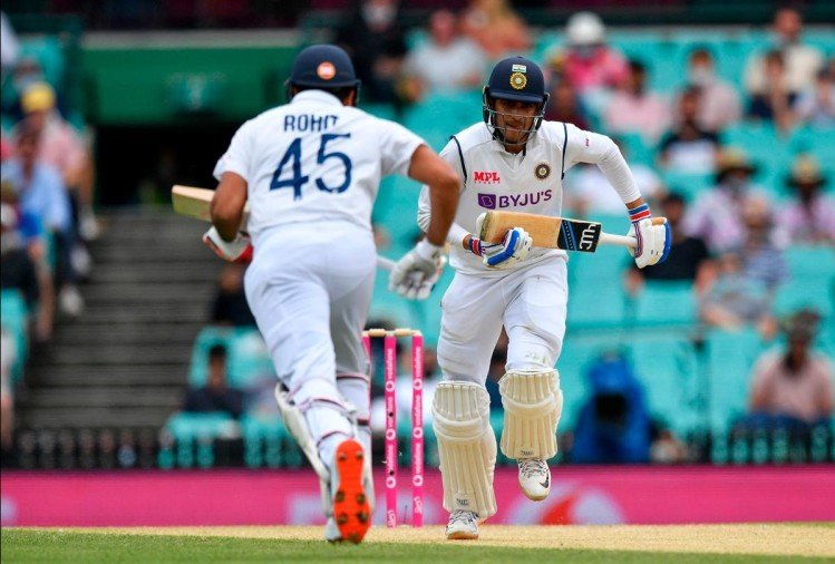 IND vs AUS 3rd Test Match LIVE: भारत की दमदार शुरुआत, क्रीज पर जमे रोहित-शुभमन